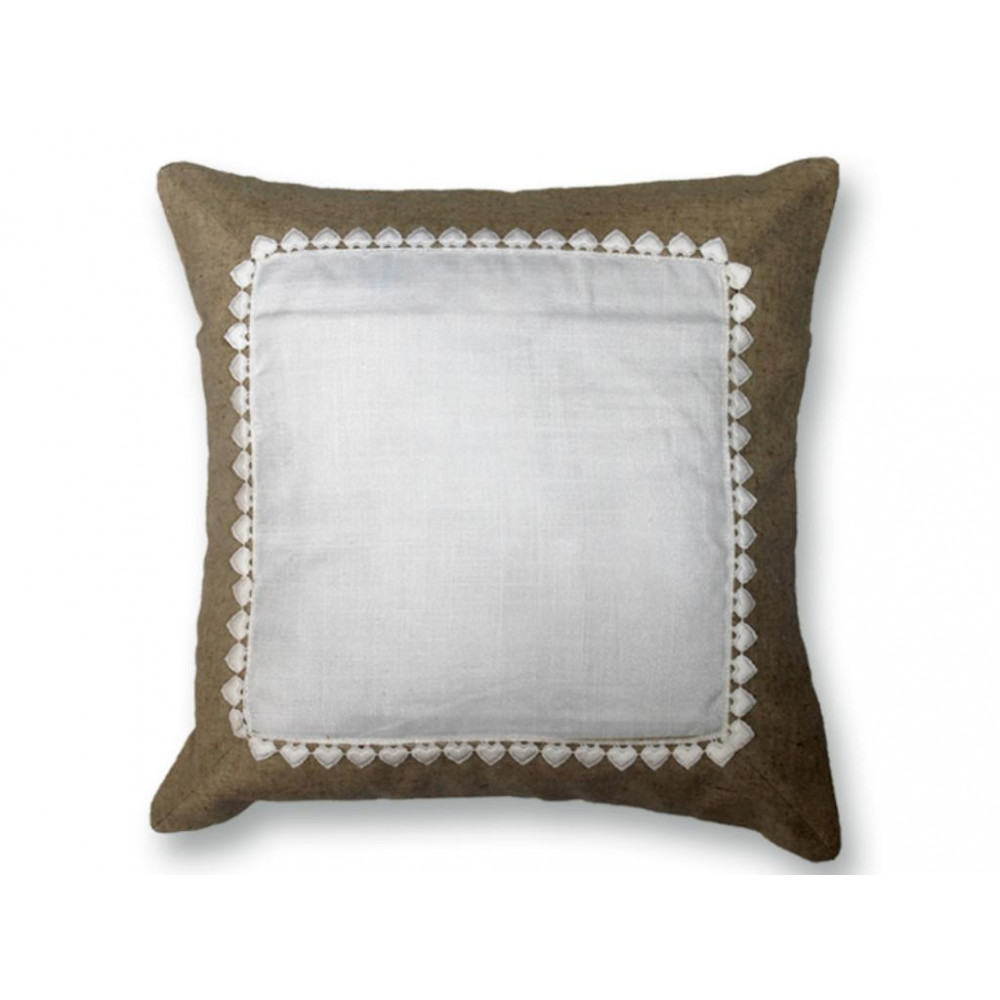 Nappe anti t ches ronde 180 cm snake taupe linge et maison for Nappe de table ronde