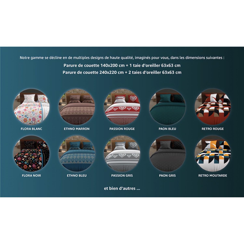 dessus de chaise gobelin 40x40 cm alix rose linge et maison. Black Bedroom Furniture Sets. Home Design Ideas
