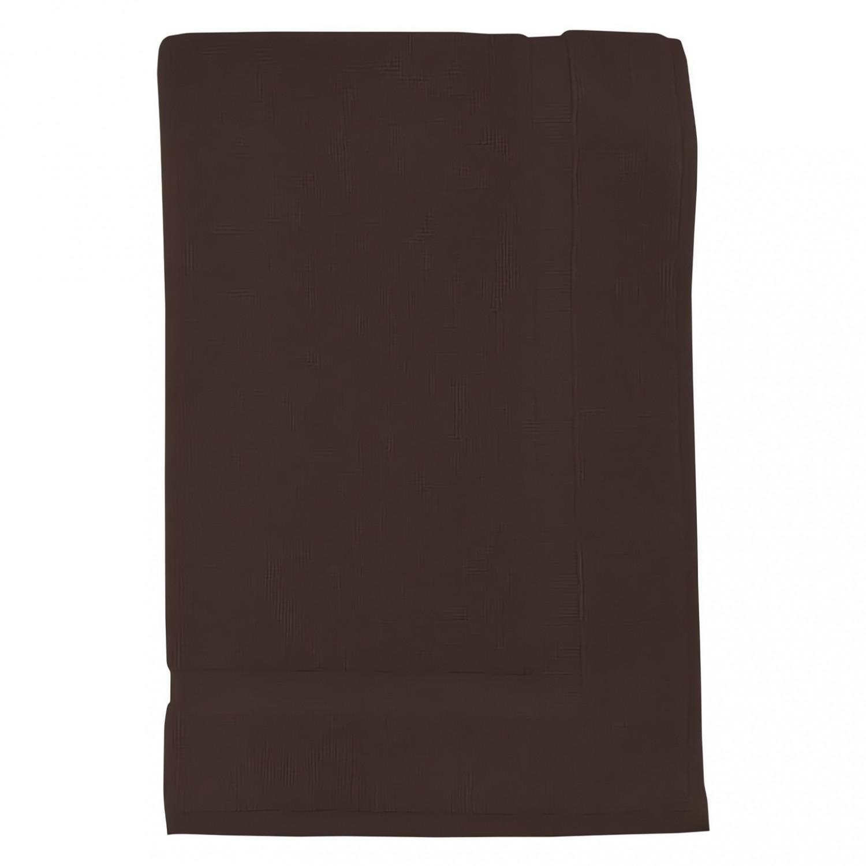 Voile porte fen tre en coton 70x200 cm caleche par soleil for Porte 70x200