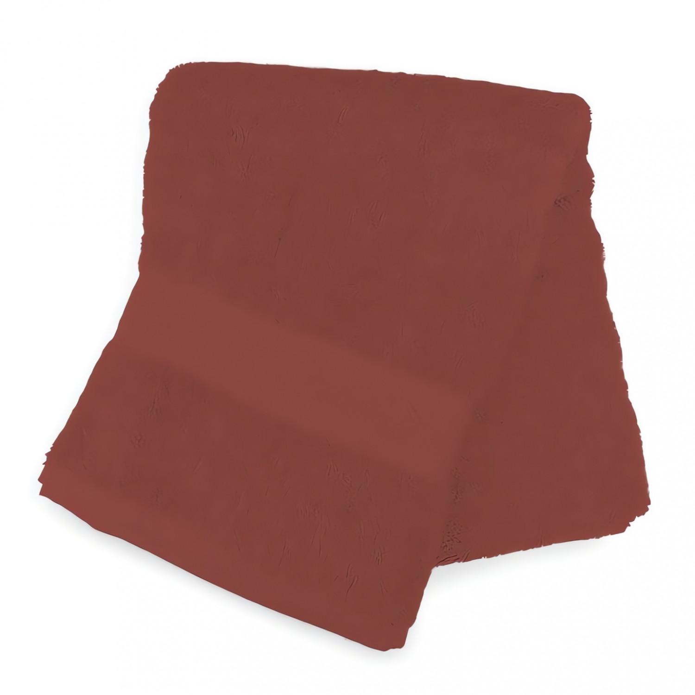 parure housse de couette en coton 140x200 cm 57 fils coquelicot blanc par soleil d 39 ocre linge. Black Bedroom Furniture Sets. Home Design Ideas