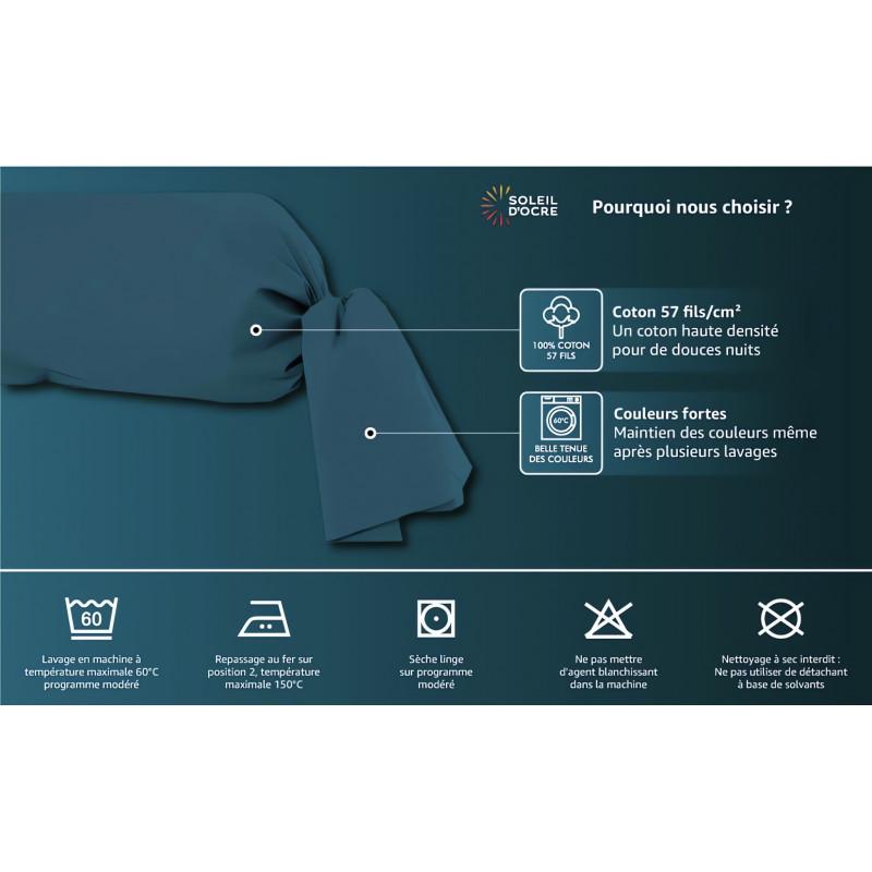 Art de la table chemin de table chemin de table bella blanc par - Linge de maison alinea ...