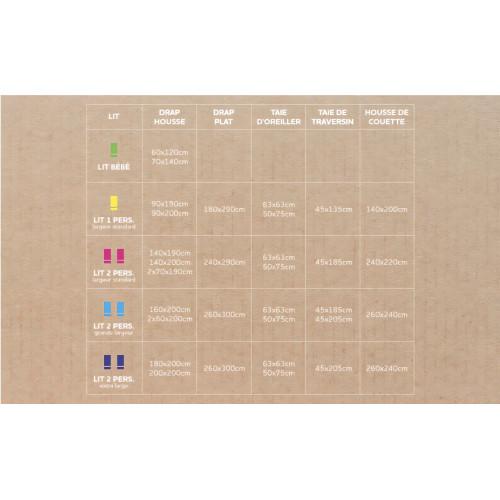 rideau en coton atlantide oeillets par soleil d 39 ocre linge et maison. Black Bedroom Furniture Sets. Home Design Ideas