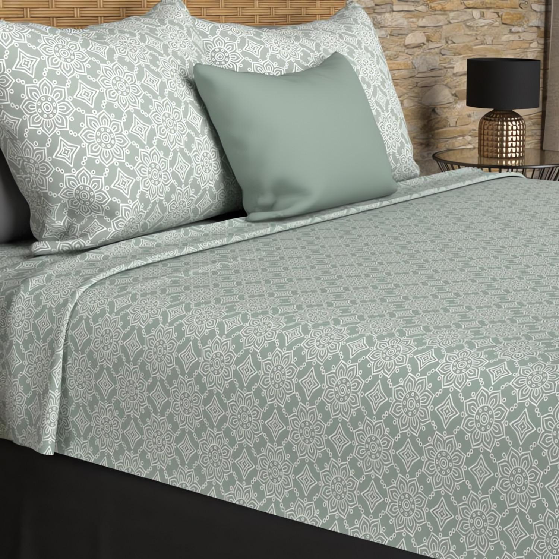nappe antitache ronde 180 cm alix noir linge et maison. Black Bedroom Furniture Sets. Home Design Ideas