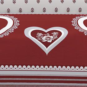 Horloge cadre 3 pièces 28x40 cm CHINOIS 02