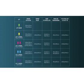 Horloge cadre 3 pièces 28x40 cm PAYSAGE