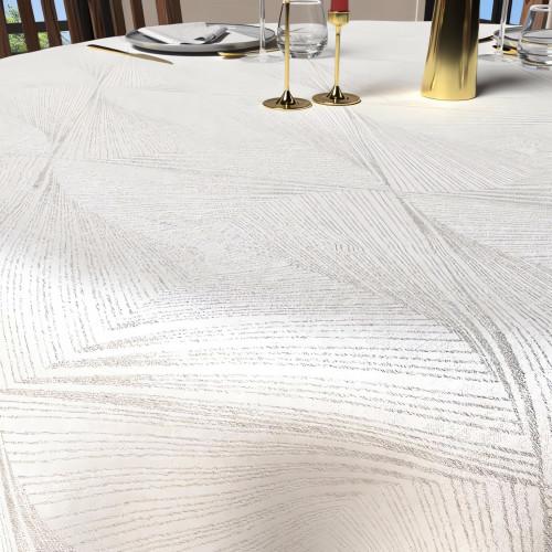 10 Marque-places rectangles rouges