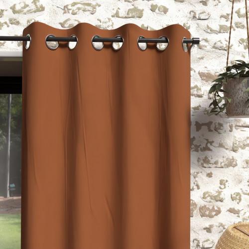 Taie de traversin en coton 57 Fils pour lit 160 cm ALABAMA marine