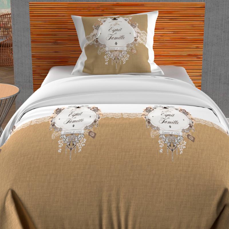 Paire de brise bise 45x90 cm DOLLY rouge