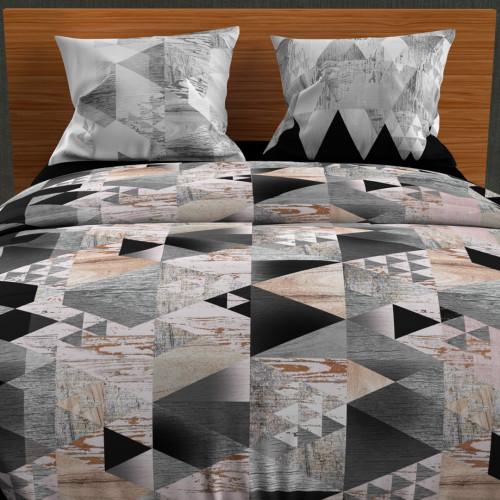 Voile pour porte fenêtre 70x200 cm DOLLY anthracite