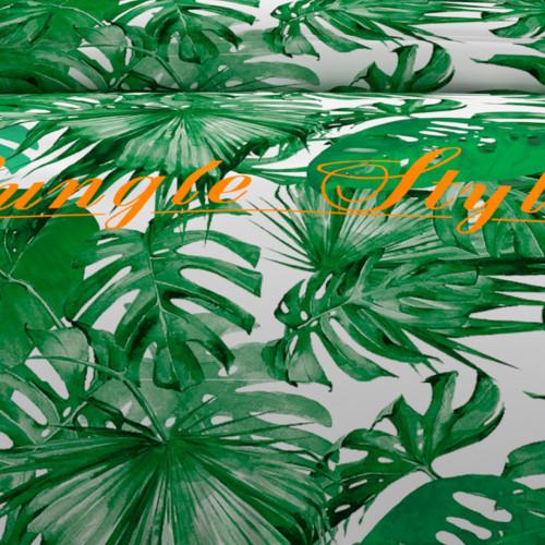 Voile pour porte fenêtre 70x200 cm DOLLY gris clair