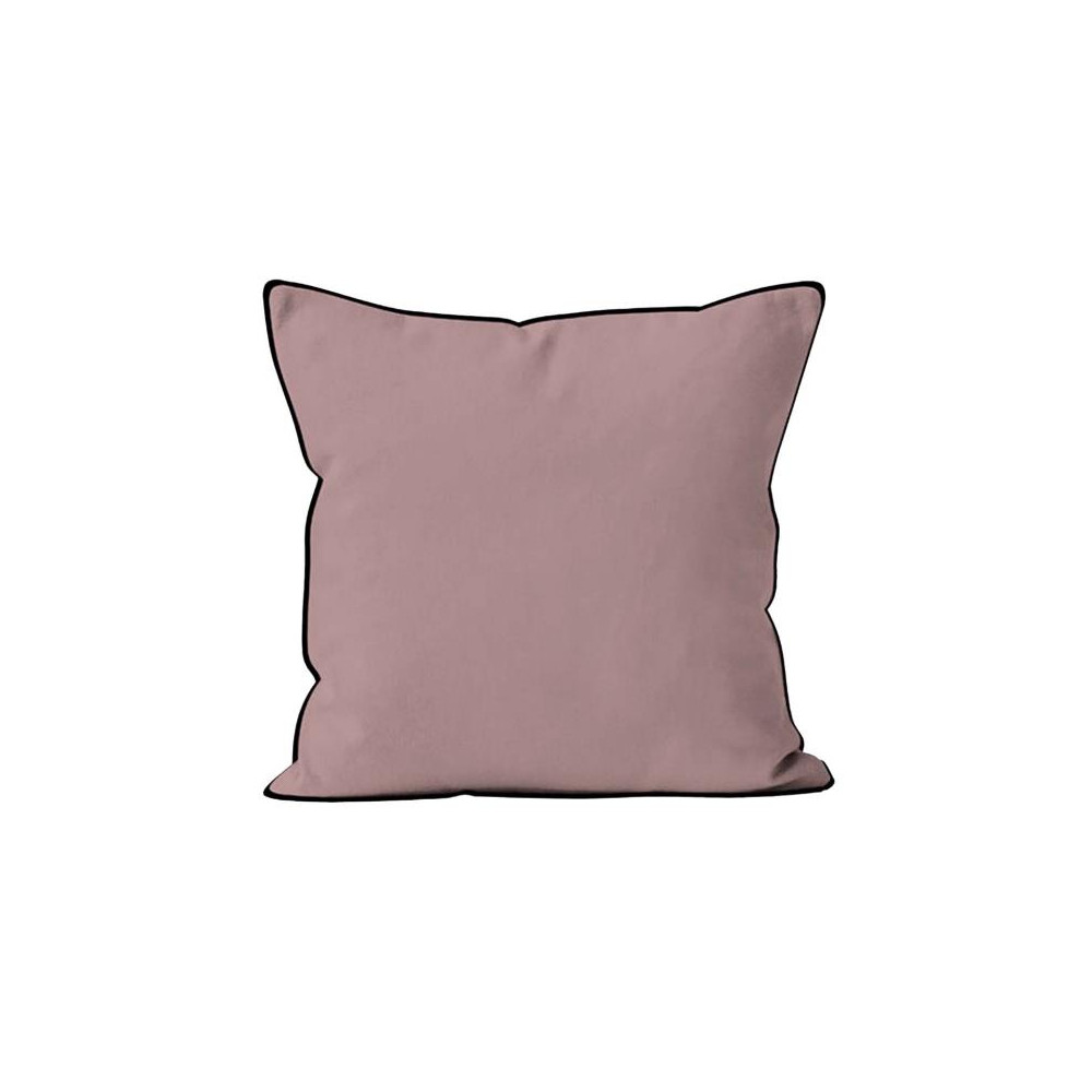 parure de lit 5 pi ces en percale spirit chocolat linge et maison. Black Bedroom Furniture Sets. Home Design Ideas